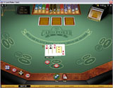Microgaming 3 Card Poker Gold
