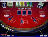 Playtech Poker Three